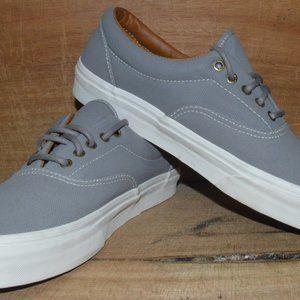 Vans Men's TB4R Sneaker Grey and Tan - Like new